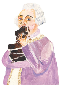 King Louis XVI | Let them eat cake