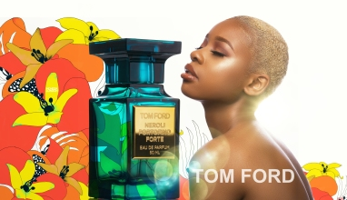 Collaboration with MCM London photographer to recreate a Tom Ford campaign